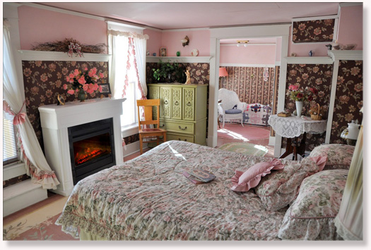 photo bed and breakfast Room #2